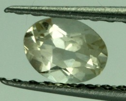 0.40 CTS CERTIFIED OREGON SUNSTONE - TRANSPARENT [LBY52]