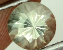 0.49 CTS CERTIFIED OREGON SUNSTONE - TRANSPARENT [LBY54]
