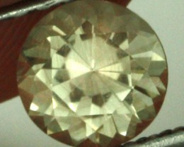 0.85 CTS CERTIFIED OREGON SUNSTONE - TRANSPARENT [LBY63]