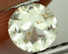 0.35 CTS CERTIFIED OREGON SUNSTONE - TRANSPARENT [LBY75]