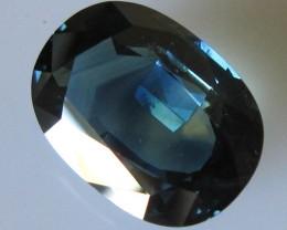 Australian Oval Blue Sapphire, 6.74cts
