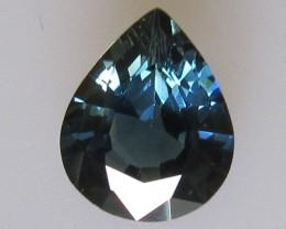 Australian Pear Shape Blue Sapphire, 2.03cts