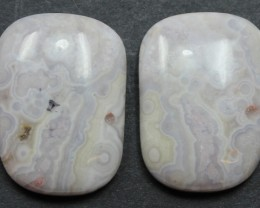 31.55 CTS OCEAN JASPER PAIR FROM MADAGASCAR