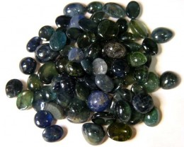 100  CTS JEWELERS N DESIGNERS PARCEL CAB SAPPHIRES 11441