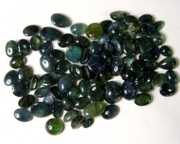 100  CTS JEWELERS N DESIGNERS PARCEL CAB SAPPHIRES 11442