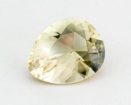 1.6ct Oregon Sunstone, Champagne Pear (S312)