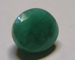5.27 CTS OVAL FACTED EMERALD  11369