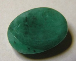 5.11 CTS OVAL FACTED EMERALD  11371