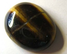 15.99 CTS FLASH BRIGHT TIGERS EYE 11313