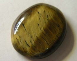 15.8 CTS FLASH BRIGHT TIGERS EYE 11314