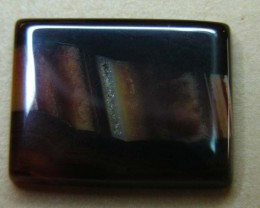 33 CTS HAND PICKED RECT  BANDED AGATE   11 535