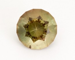 SALE WAS $2756 ~ 16.5ct Oregon Sunstone, Rootbeer/Champagne Round (S328)