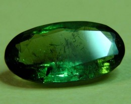 3.75 CTS  FACETED TOURMALINE GEMSTONE  11 641