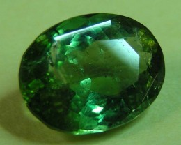 3.43 CTS  FACETED TOURMALINE GEMSTONE  11 642