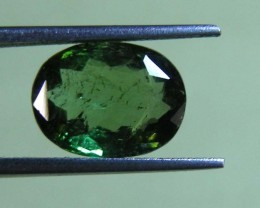 2.48 CTS  FACETED TOURMALINE GEMSTONE  11 642