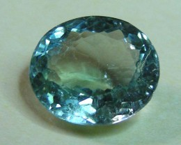 2.75 CTS  FACETED TOURMALINE GEMSTONE  11 646
