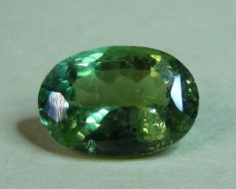 2.5 CTS  FACETED TOURMALINE GEMSTONE  11 651
