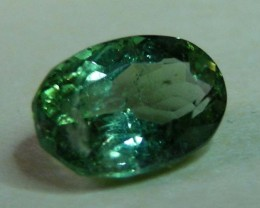 2.04 CTS  FACETED TOURMALINE GEMSTONE  11 654
