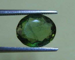 2.05CTS  FACETED TOURMALINE GEMSTONE  11 655