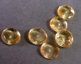 20.26 CTS parcel 10 mm lemon quartz beadsE  11 520