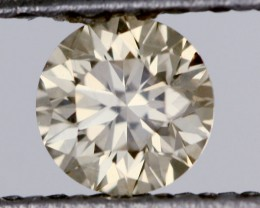 0.39 CTS FREE SHIPPING  FINE CHOCOLATE DIAMOND SI1  BR 0018