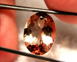 10.71 Carat VVS Natural South American Topaz - Gorgeous Gem