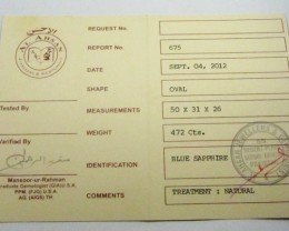 CERTIFICATE OF AUTHENTICATION