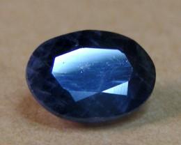 2.48 CTS BLUE SAPPHIRE GEMSTONE 11 581