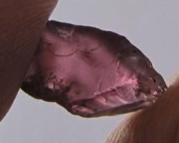 Rhodolite Rough 5.91cts, Facet Grade