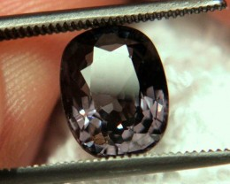 2.79 Carat VVS Purple Blue Spinel - Gorgeous