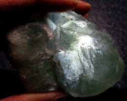570 CTS NATURAL  FLUORITE ROUGH  MS 1443