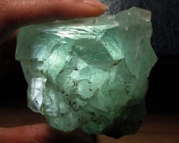 1089 CTS NATURAL  FLUORITE ROUGH  MS1444