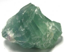 102 CTS NATURAL  FLUORITE ROUGH  MS 1452