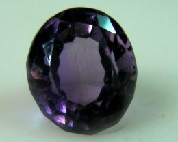 3.58 CTS AMETHYST  GEMSTONE FACETED   11502