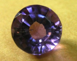 7.09 CTS AMETHYST  GEMSTONE FACETED   11503