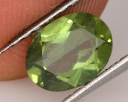 1.14 CTS NATURAL APATTIE - YELLOW GREEN BRILLIANCE [SB637]