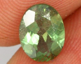 1.11 CTS NATURAL APATTIE - YELLOW GREEN BRILLIANCE [SB641]