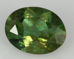 1.26 CTS NATURAL APATTIE - YELLOW GREEN BRILLIANCE [SB643]