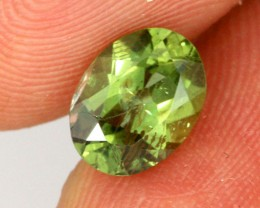 1.31 CTS NATURAL APATTIE - YELLOW GREEN BRILLIANCE [SB644]