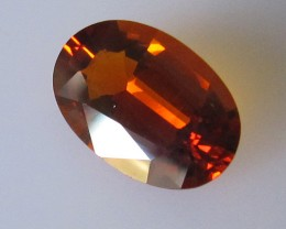 Maderia Colour Citrine, Oval Shape, 2.61cts, Super Quality