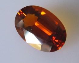 Maderia Colour Citrine, Oval Shape, 2.61cts, Super Quality