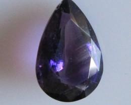 Amethyst Pear Shape, 3.74cts