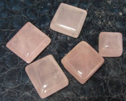 120CTS PARCEL 5 PINK  QUARTZ  GEMSTONES  MS 1568
