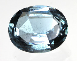 4.28cts Natural Aquamarine Oval Cut