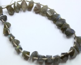 NATURAL STARND OF LABRADORITE