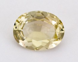 2.65ct Oregon Sunstone, Champagne Oval (S508)