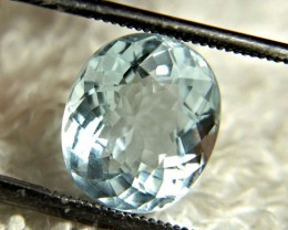 4.70 Carat VVS/VS Aquamarine Beauty - Gorgeous