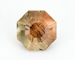 SALE WAS $2244 ~ 10.2ct Oregon Sunstone, Peach Octagon, (S344)