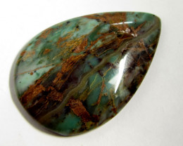 45.44 CTS SEA JASPER GEMSTONE MS 1638