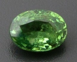 0.81ct DEMANTOID GARNET Africa